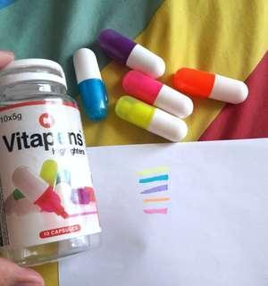Stabilo Lucu: Vitapens