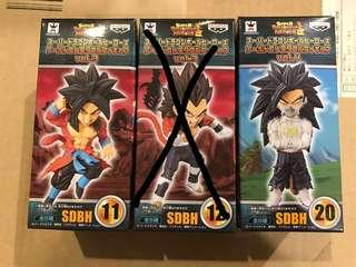 SDBH Super Dragon Ball Heroes WCF