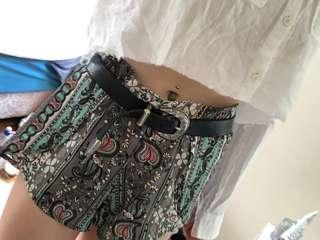 Cute summer/ festival shorts