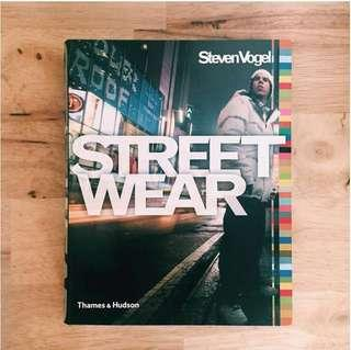 Street Wear Book By Steven Vogel