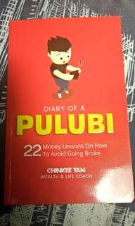 Diary of a Pulubi signed by Chinkee Tan