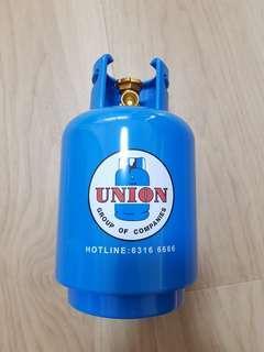 Union Gas Coin Bank