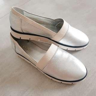 Ninewest Silver Shoes