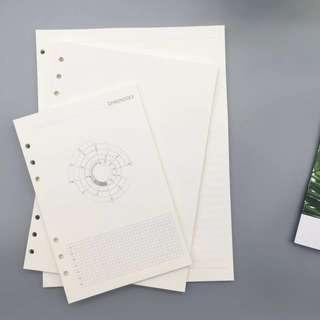🚚 [PO] A5 loose leaf paper