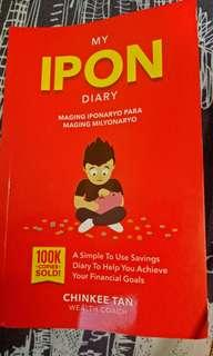 My IPON Diary signed by Chinkee Tan