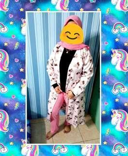 1 Setelan pink