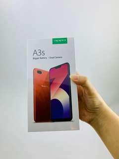 Oppo A3s 2/16GB Red