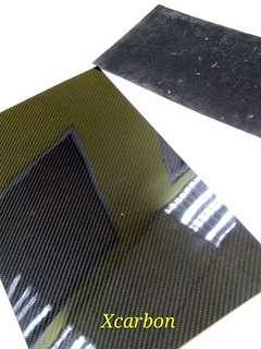 carbon fiber number plate