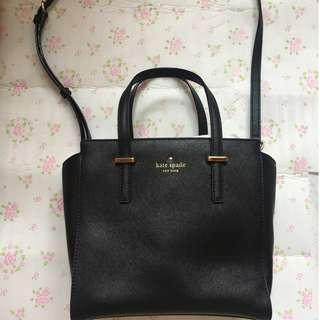 Kate Spade Bag Cedar Street Small Hayden Black