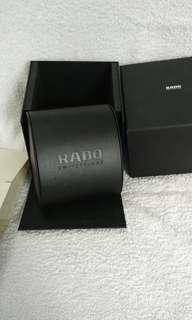 Clear Cheap: Genuine RADO box