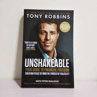 Free Mailing! Unshakeable by Tony Robbins