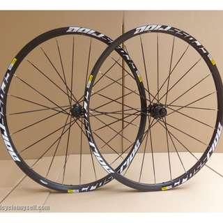 "Mavic Crossride 26"" 27.5"" Wheelset"