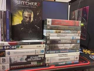 🚚 Very cheap PC games for sale!