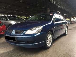 Mitsubishi Lancer GLX 1.6 Auto