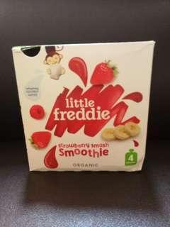 Little Freddie Strawberry Smash Smoothie