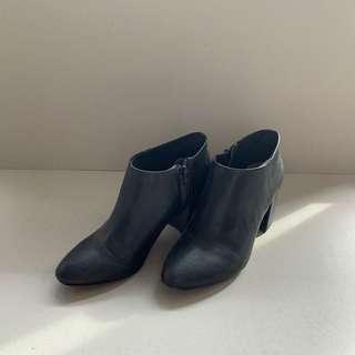 Black Boots (H&M, size 39)