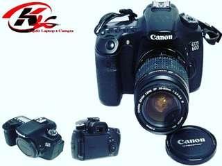 Canon 60D Cicilan Tanpa Kartu Kredit