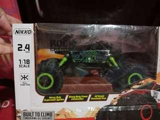 Monster Truck R/C Toy Car