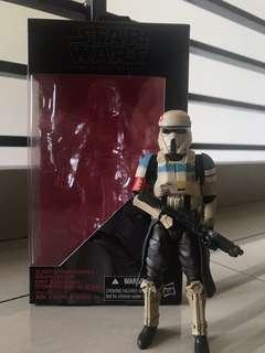 Star Wars Black Series Scarif Trooper Commander