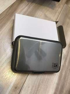 RFID Travel card case