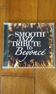 jazz 爵士音樂 smooth jazz tribute to beyonce' CD