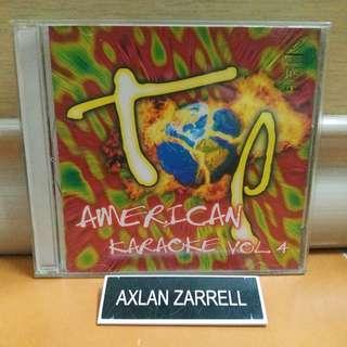 VCD Top American Song Karaoke