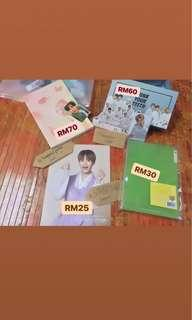 [WTS] KPOP GOODS AND BTS ALBUM