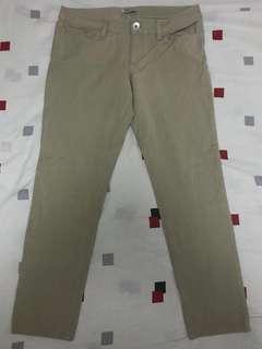 Stretch Khaki Pants