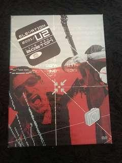 U2 live in boston dvd