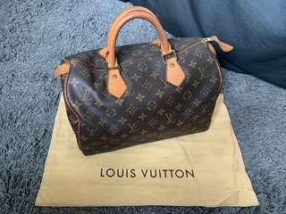 🚚 Louis Vuitton Speedy 35