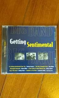 jazz 爵士音樂 getting sentimental the best of big band cd
