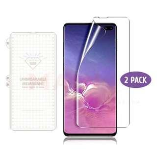 🚚 [2 PACK] S10 Plus/S10/S10E Unbreakable Screen Protector Film