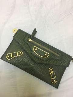 Mel & molly clutch or slim sling bag
