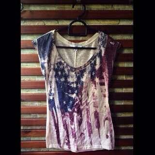 NEW LOOK USA Top