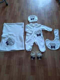 Orig Baby's Collection 1 set Pure Cotton
