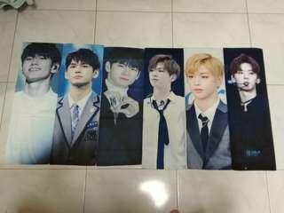 WTS WANNA ONE SLOGANS