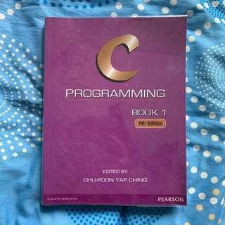 🚚 C Programming Book 1 (6th Edition)