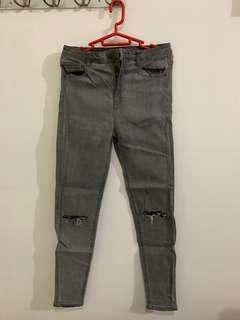 Pull&bear High Waisted Jeans Women