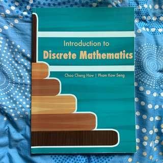 🚚 Introduction to Discrete Mathematics