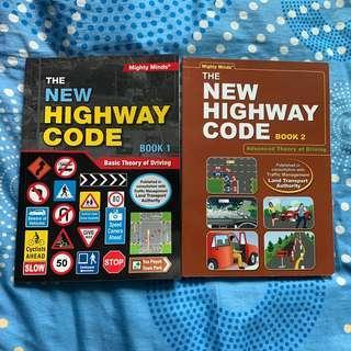 🚚 BTT FTT Practical Driving Books