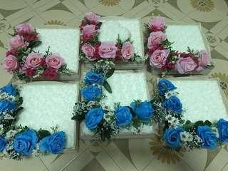 Wedding Gifts Tray/Dulang hantaran