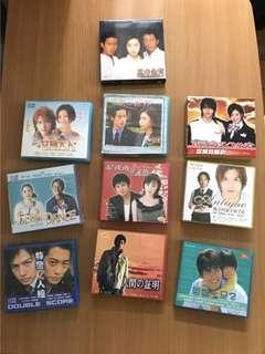 日劇 VCD 10 隻