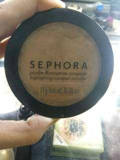 Sephora highlight