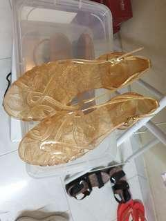 Jelly bunny sandal