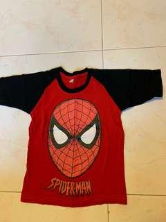 🚚 Spiderman Shirt - 1 to 2 years old