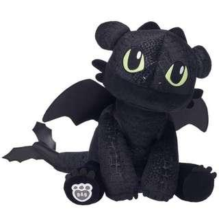 🚚 BAB Toothless (How to train your dragon)