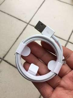 Lightning cable iphone X Original ibox murah banget