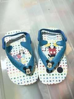 🚚 Baby Havaianas Mickey 19