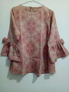 SALE!  Warna batik blouse
