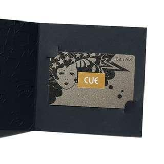 CUE Gift Card